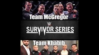 WWE UFC 229 Review and Results: Team McGregor vs Team Khabib