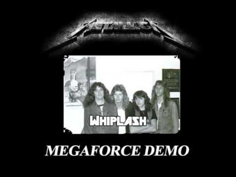 Megaforce Demo (1983 Demo)- Metallica