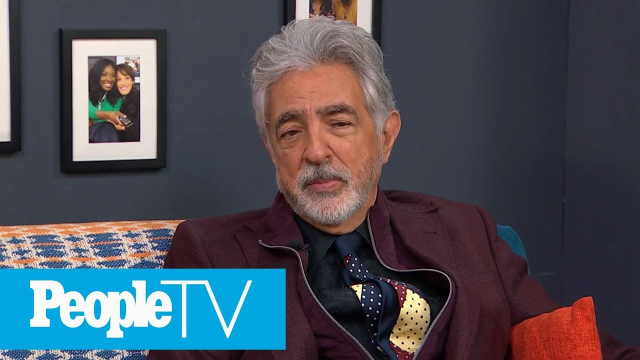 Joe Mantegna On Final Season Of 'Criminal Minds' & What's Next | PeopleTV