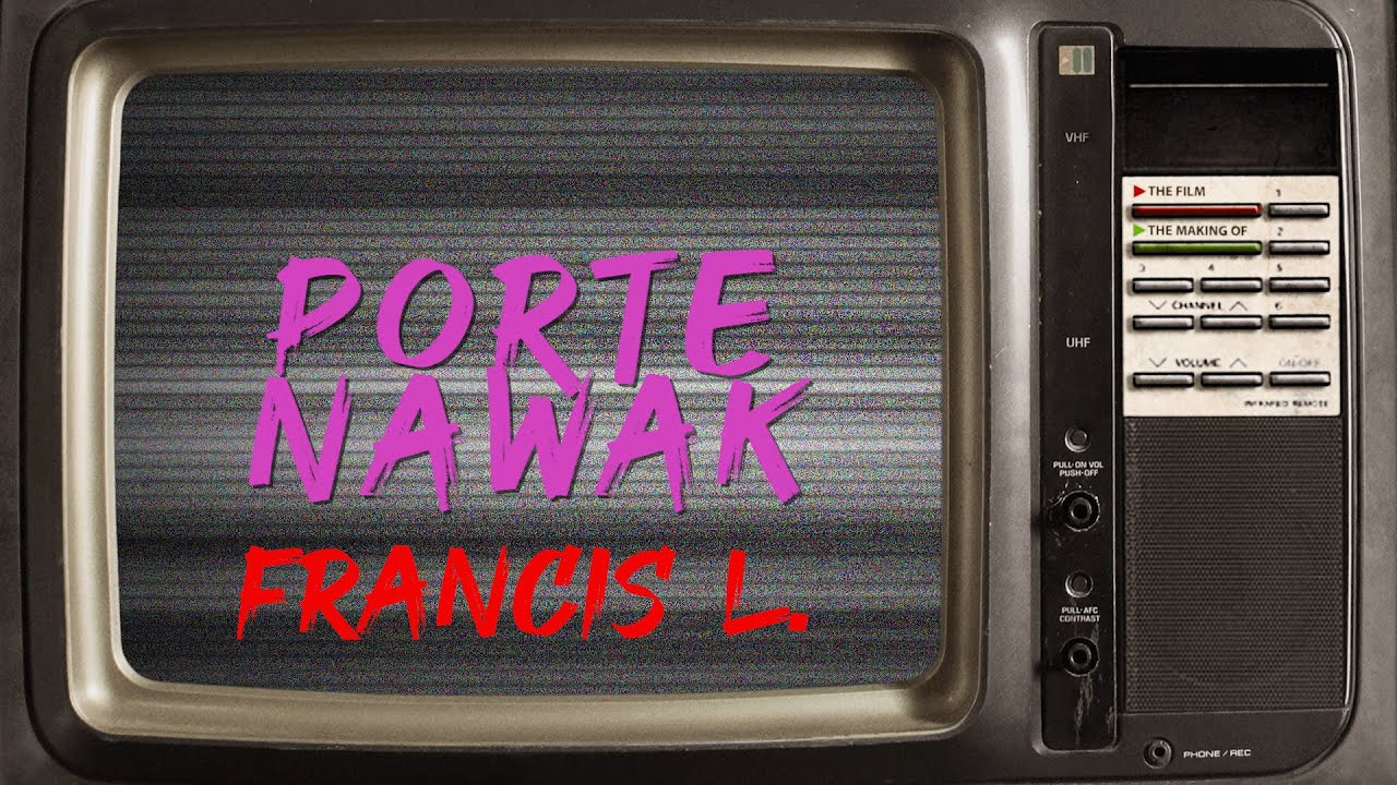 "PORTENAWAK #02: ""FRANCIS L., rebelle en carton ?"""