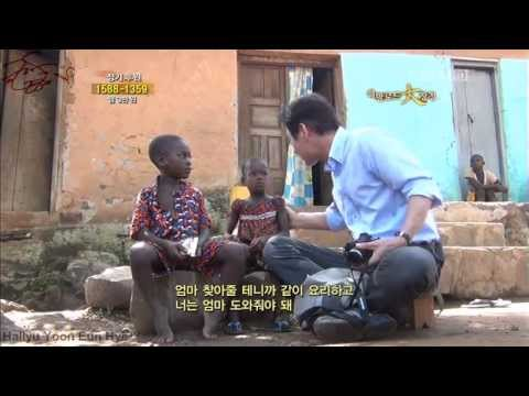 Ahn Sung Ki (안성기) Road For Hope KBS1 「희망로드 대장정」 20120707