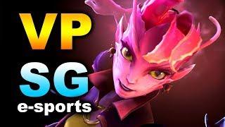 VP vs SG e-sports - RUSSIA vs BRAZIL - 1/4 Final WESG 2018 DOTA 2