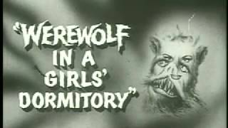 Werewolf in a Girls' Dormitory – ComicWeb Old Movies