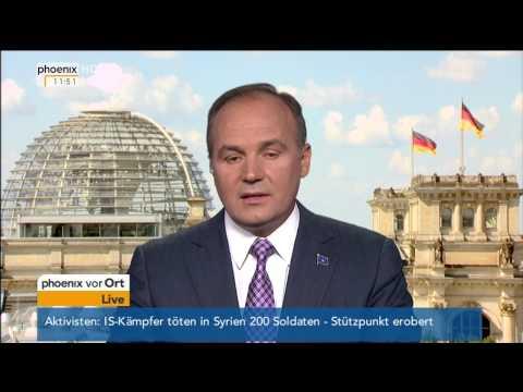 Westbalkanstaaten-Konferenz: Enver Hoxhaj zur Annäherung an die EU am 28.08.2014