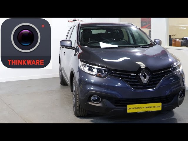 Thinkware U1000 Dash Camera | Renault Kadjar