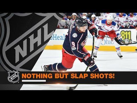 The Best Slap Shot Goals from Week 7