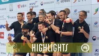 Asia Oceania Roller Hockey Championships - Highlights