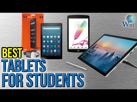 8 Best Tablets For Students 2017
