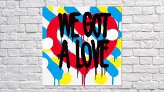 Shit Robot - We Got A Love (Feat. Reggie Watts) - DFA RECORDS