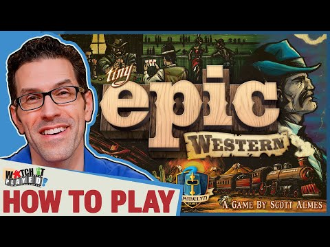 Tiny Epic Western - How To Play