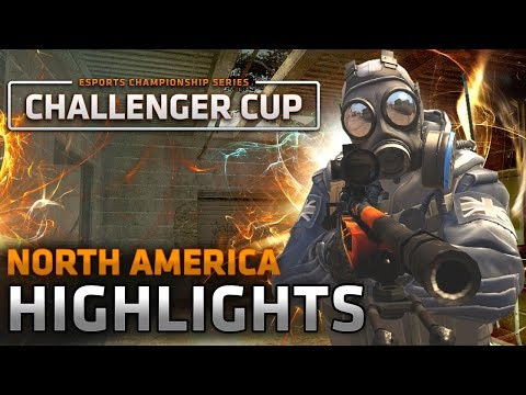 ECS Season 5: North America Challenger Cup Highlights