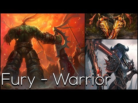 Legion - Fury Warrior - Full DPS Guide 7.3 [Basics]