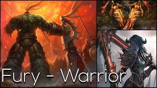 Legion Fury Warrior Full DPS Guide 7 3 Basics