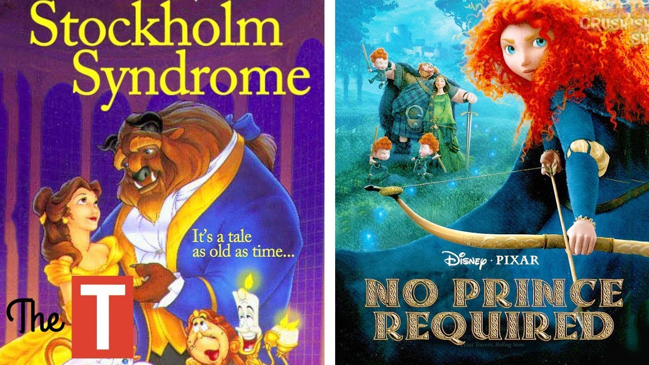 Disney Movie Posters: 10 Hilariously Honest Disney Movie Posters