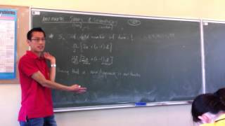 Intro to Arithmetic Progressions (3 of 3)