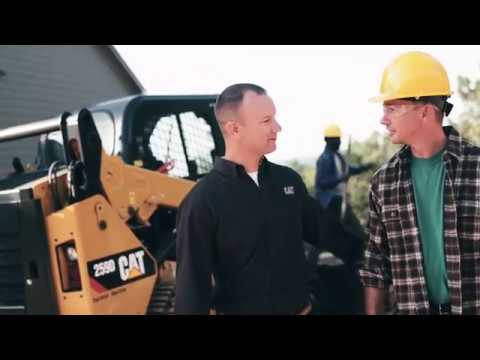 Get The Job Done | Cat In Construction