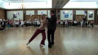 Simon & Nicole Showcase 02 - LEROC BIG Dance LEROC Scotland