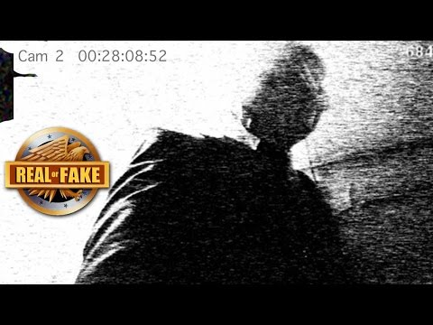 SLENDERMAN - REAL OR FAKE?
