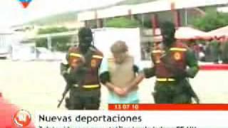 Venezuela deporta a tres capos de la droga a EEUU