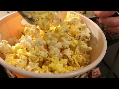 How To Make Movie Theater Popcorn 🍿