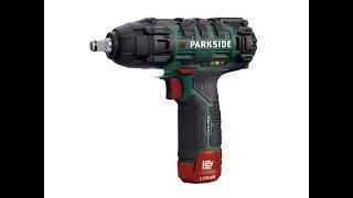 Parkside Power wrench - unboxing + first use - CZ - Rázový utahovák Parkside - Vyplatí se koupit?