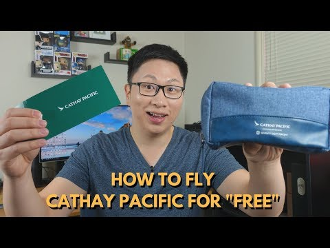 How To Book Cathay Pacific First Class W/ Points ($25,128 Value)
