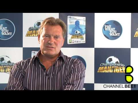 "Glenn Hoddle interview about the ""Hand of God"" goal"
