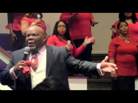 """Bishop Kevin Willis & New Life In Christ """"More Than Anything"""""""