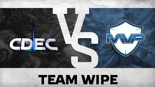 Team wipe by CDEC vs MVP Phoenix @The International 5