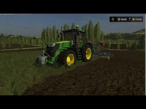 Farming Simulator 17 | Polní práce | Slovakia Map |