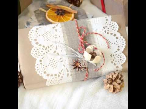 Дизайнерская упаковка и подарки ручной работы Donadonum.com