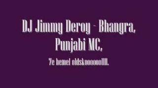 Punjabi MC - Mundian To Bach Ke (Knight Rider Remix)