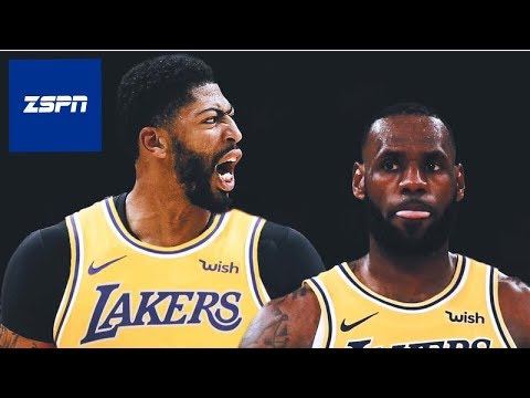 Anthony Davis Lakers 2018 | LeBron James Wants AD in LA | Can Lakers Trade For AD??? | Lakers 2018