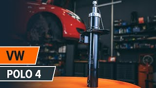 Cambio ammortizzatori anteriori VW Polo | Tutorial HD