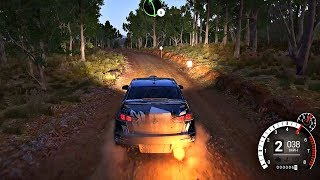 DiRT 4 - Gameplay Career Mode (Mitsubishi Lancer Evolution X)