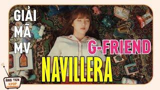 """[PHÂN TÍCH MV] Sự thật """"rùng rợn"""" về """"hồn ma vất vưởng"""" trong MV NAVILLERA"""