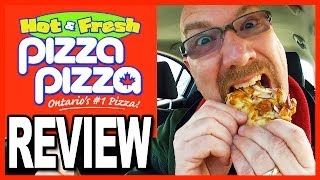 Pizza Pizza ★ Chipotle Chicken Pizza Review