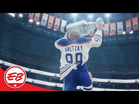 NHL 19: Top 10 Legends Trailer - EA | EB Games