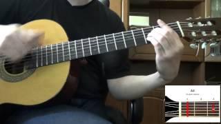 Ария — Штиль как играть на гитаре (разбор)