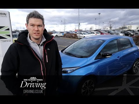 Renault Zoe Motorway Challenge: will the electric car complete a lap of the M25 on one charge?