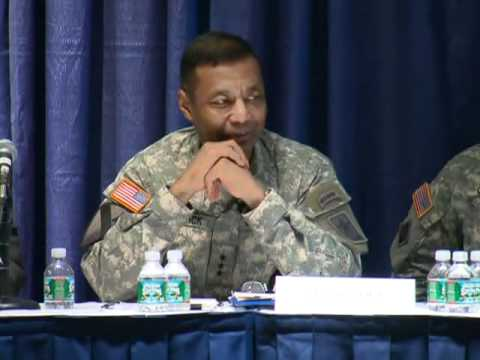2010 AUSA: Manning the Army, part 3
