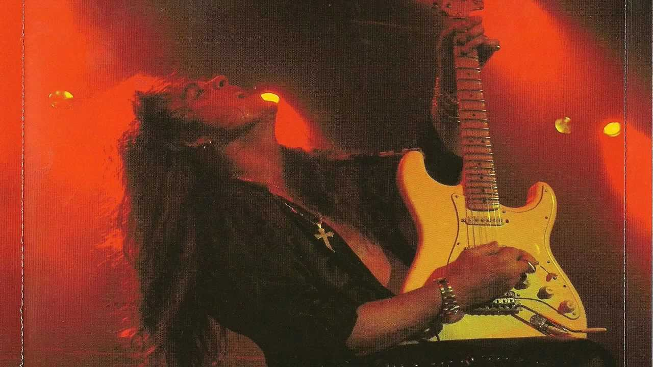 32c6a80487f Yngwie Malmsteen - Gimme! Gimme! Gimme! (Your Love after Midnight) HD -  YouTube