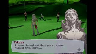 Shin Megami Tensei : Persona 3 FES -142- They Fall