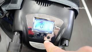 Обзор электрического лодочного насоса MARLIN GP 80D