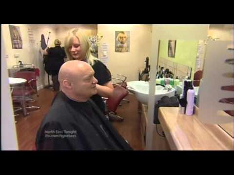 Tyne Tees News Video of Vela Staff Charity Moustache Grow
