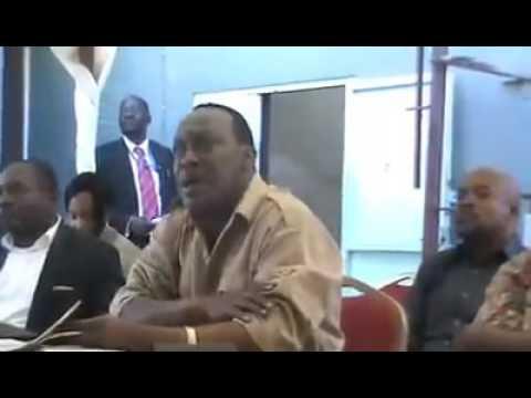 Mbowe about Tanzania