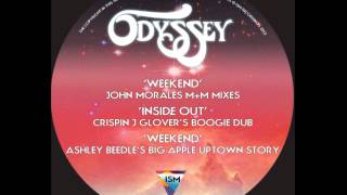Phreek - Weekend (John Morales M +M Instrumental Mix) (2012)