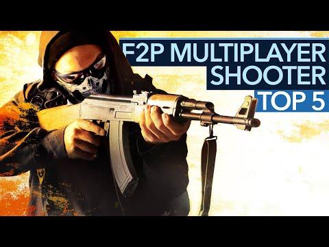 Die besten kostenlosen Multiplayer-Shooter