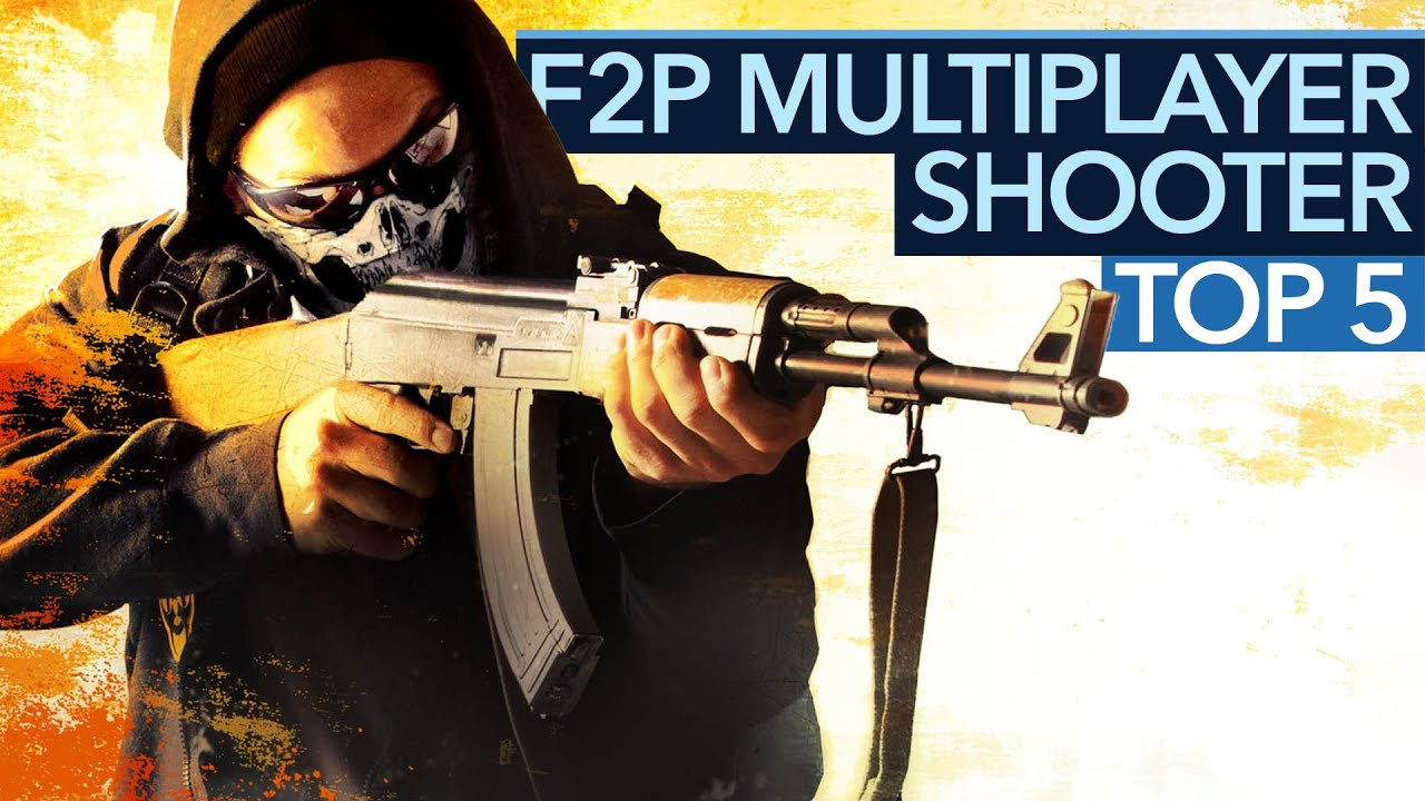 Free2play Ego Shooter