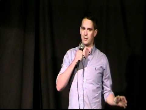 Ben Small at The Comedy Studio